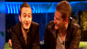 Glastonbury 2008 - Editors interview