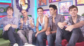 The Wanted Share Their  Ultimate Goss