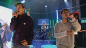 Rizzle Kicks Perform When I Was A Youngster