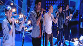 The Wanted perform Glad You Came