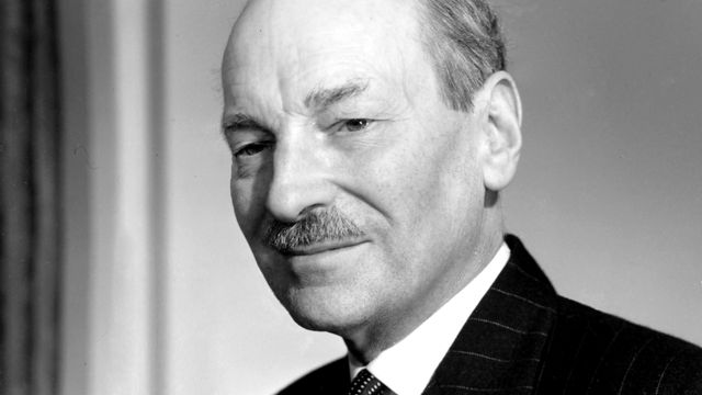 Was clement attlee a modest little